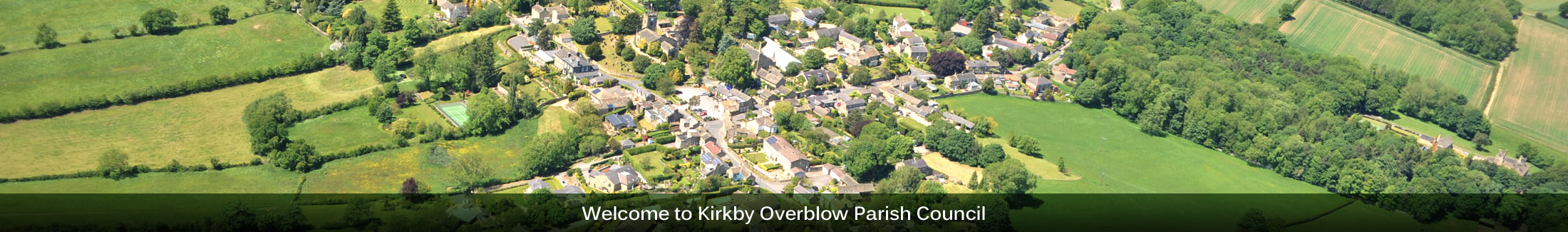 Header Image for Kirkby Overblow Parish Council
